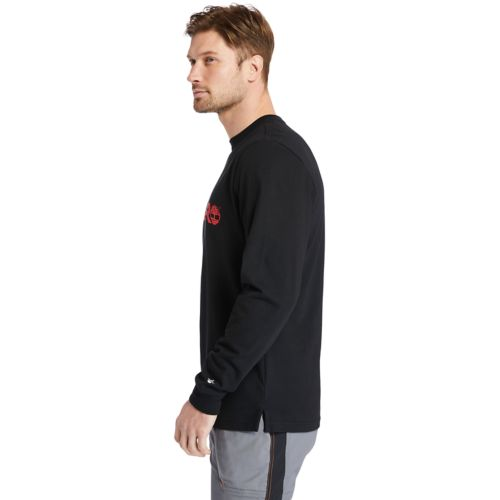 Men's Timberland PRO® Base Plate Long-Sleeve Graphic T-Shirt-