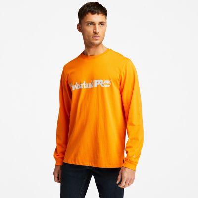 Men's Timberland PRO® Base Plate Long-Sleeve Graphic T-Shirt