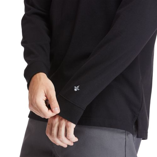 Men's Big & Tall Timberland PRO® Base Plate Long-Sleeve Graphic T-Shirt-