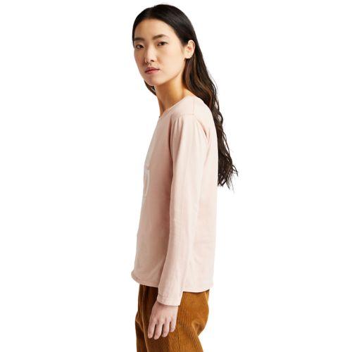 Women's Long-Sleeve Logo T-Shirt-