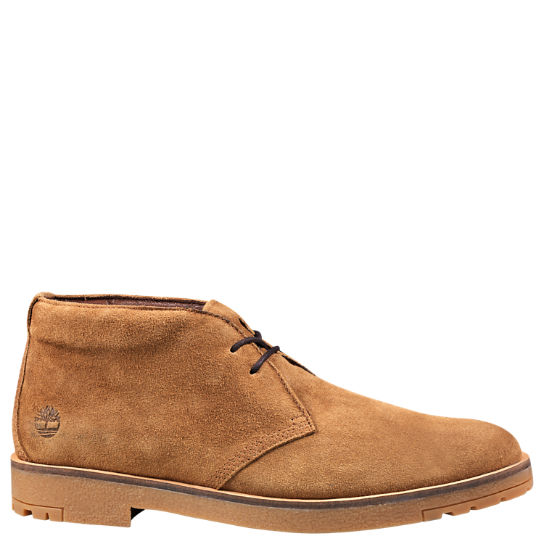 Men's Folk Gentleman Chukka Boots