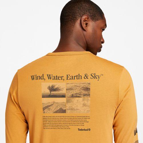 Men's Wind, Water, Earth & Sky™ Long-Sleeve T-Shirt-