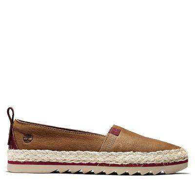 Women's Barcelona Bay Leather Slip-on Shoes