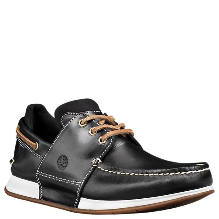 Men's Heger's Bay 3-Eye Boat Shoes-