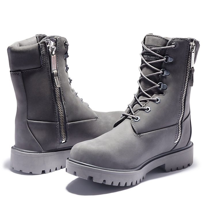 Public School X Timberland 8-Inch Zip Boots-