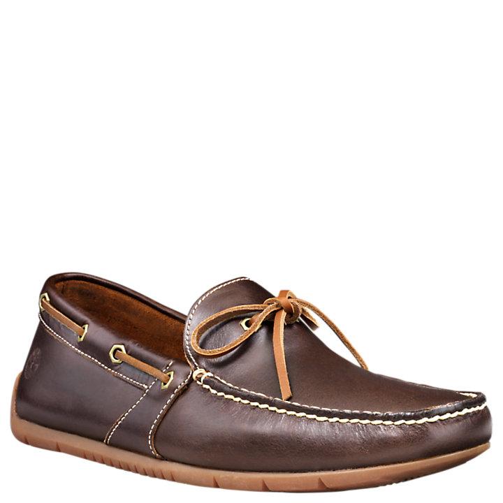 Men's LeMans Driving Moc Boat Shoes-