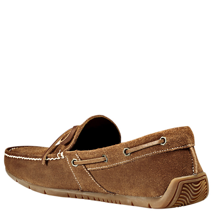 Men's LeMans Driving Moc Boat Shoes-