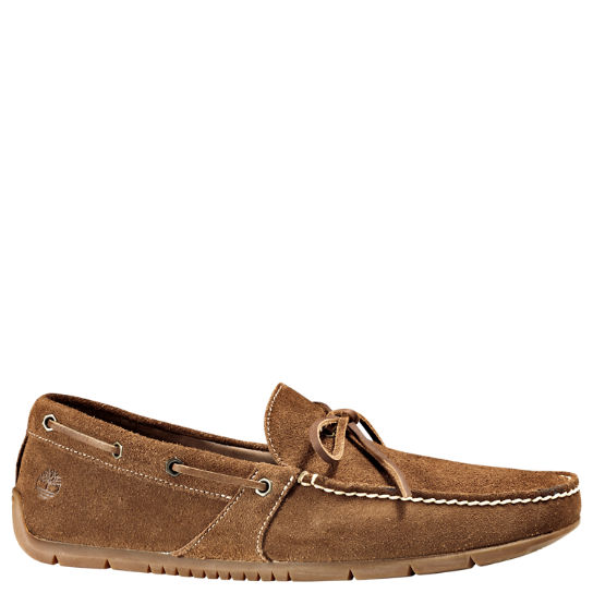 Men's LeMans Driving Moc Boat Shoes