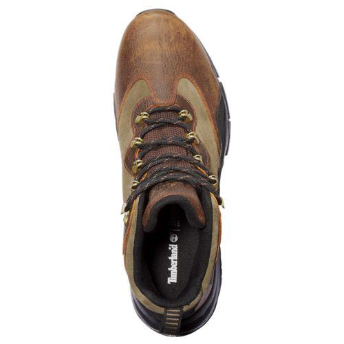 Men's Garrison Field Mid Waterproof Hiking Boots-