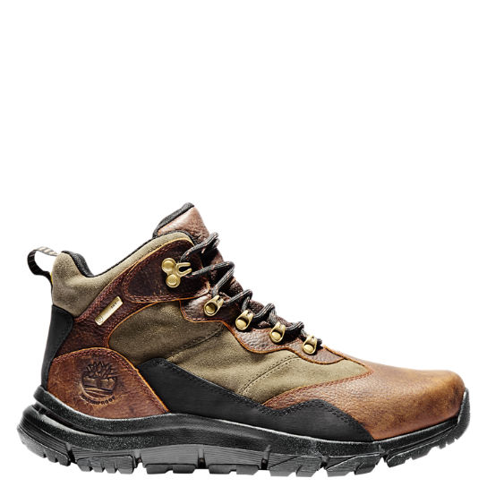 Men's Garrison Field Mid Waterproof Hiking Boots