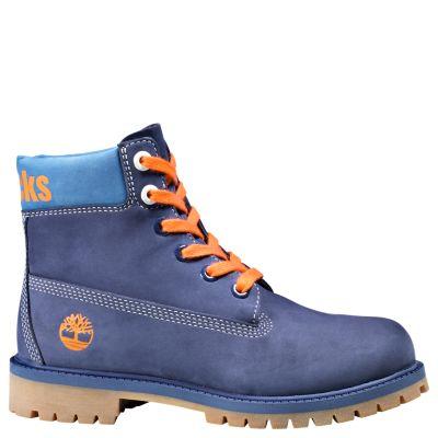 Junior Timberland X NBA New York Knicks Boots