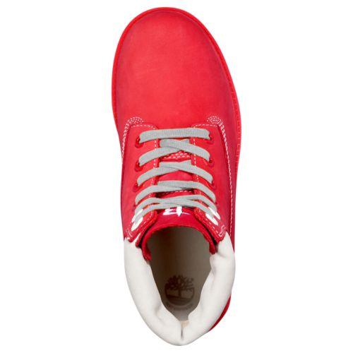 Junior Timberland X NBA Houston Rockets Boots-