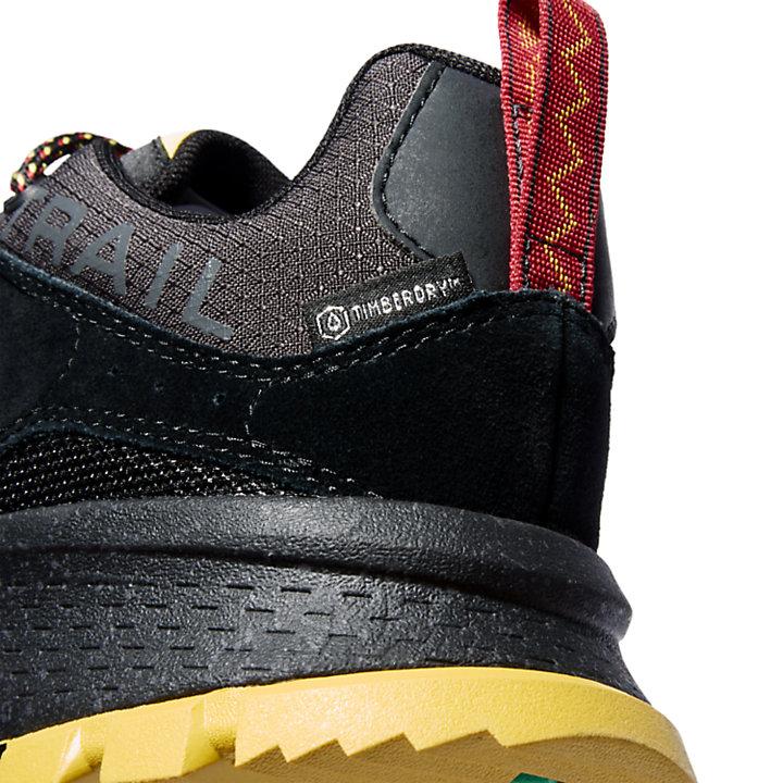 Men's Garrison Trail Waterproof Hiking Shoes-