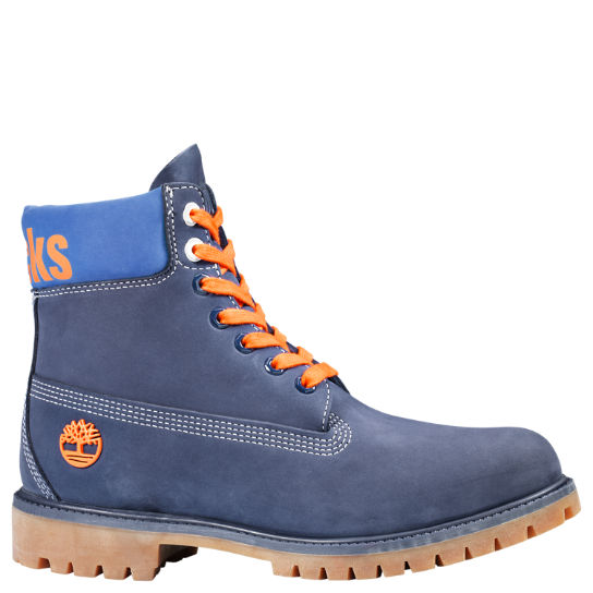 Men's Timberland X NBA New York Knicks Boots