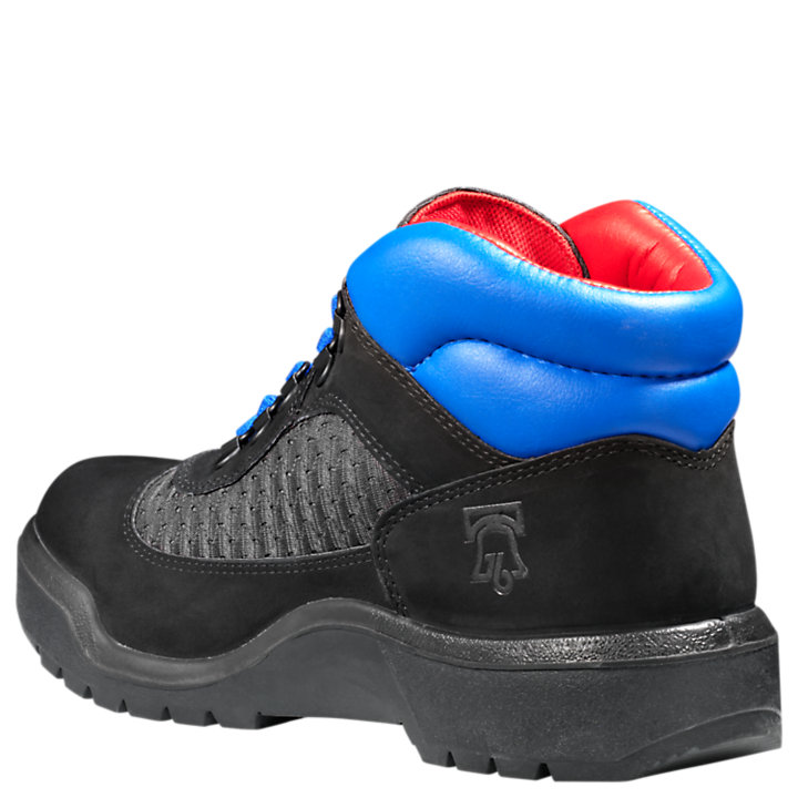 Men's Timberland X NBA Philadelphia 76ers Waterproof Field Boots-
