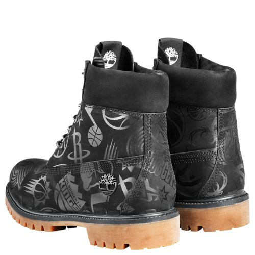 Men's NBA X Timberland East Vs. West 6-Inch Boots-
