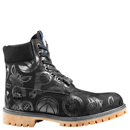 Men's NBA X Timberland East Vs. West 6-Inch Boots