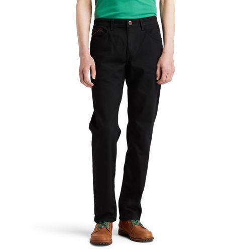 Men's Moto Guzzi x Timberland® Selvedge Denim Pants-