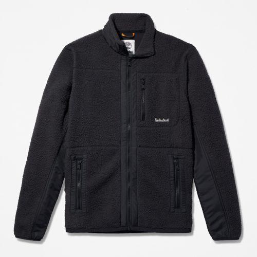 Men's High-Pile Fleece Jacket-