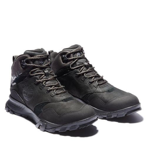 Men's Garrison Trail Waterproof Mid Hiking Boots-
