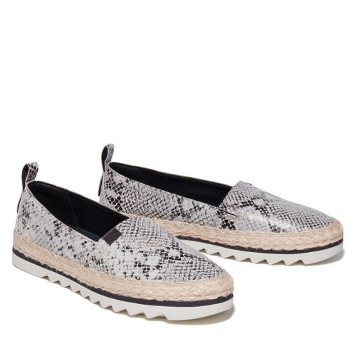 Women's Barcelona Bay Leather Slip-on Shoes-