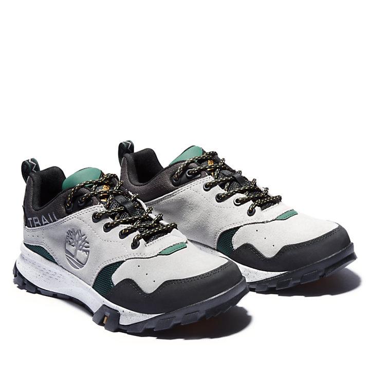 Men's Garrison Trail Low Waterproof Hiking Shoes-