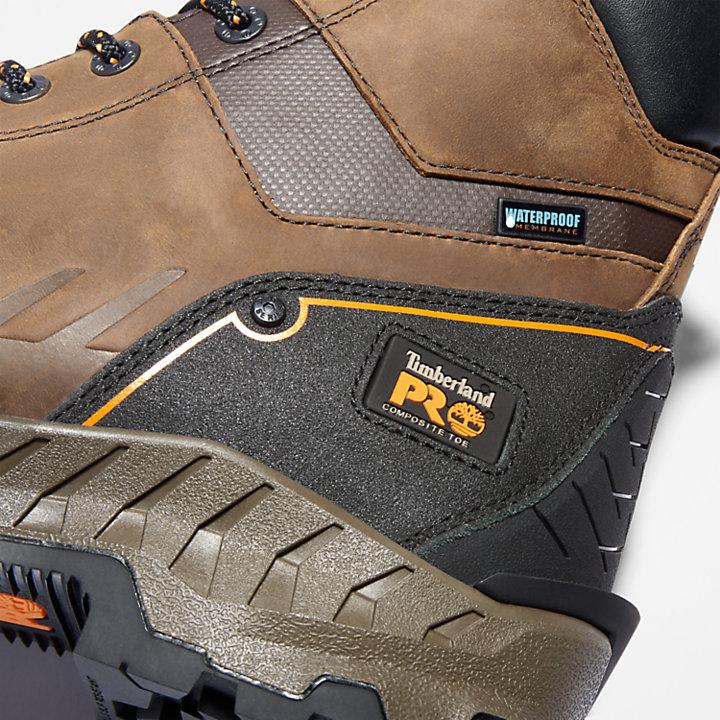 Men's Timberland PRO® Work Summit 8-Inch Waterproof Composite-Toe Work Boot-