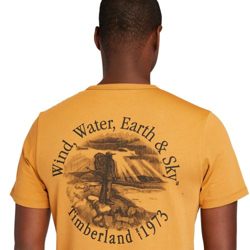 Men's Archive Short-Sleeve Hiker T-Shirt-