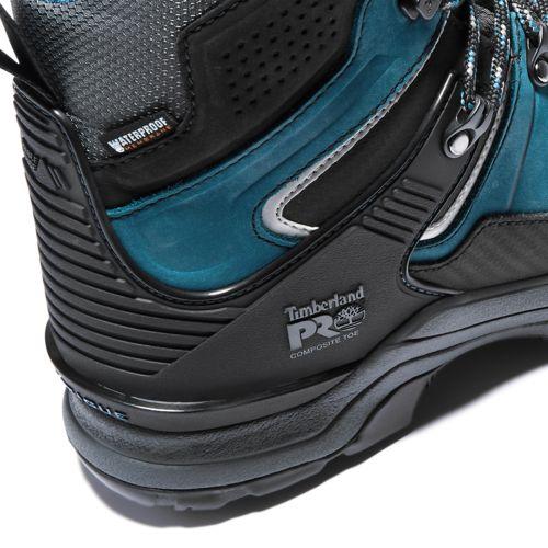 Men's Timberland PRO® Hypercharge TRD Waterproof Composite-Toe Work Boots-