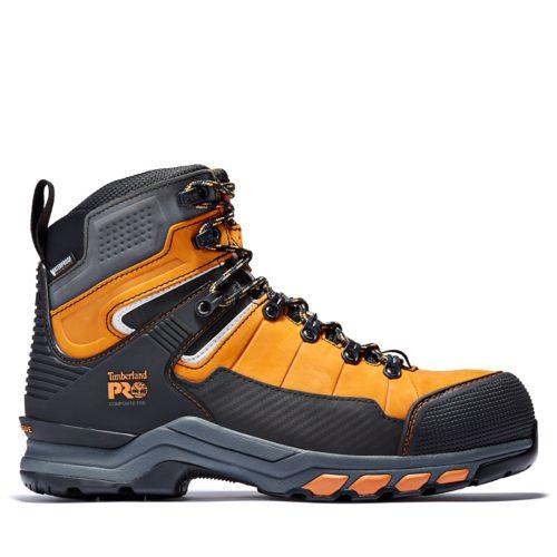 Men's Timberland PRO® Hypercharge TRD Waterproof Composite Toe Work Boots-