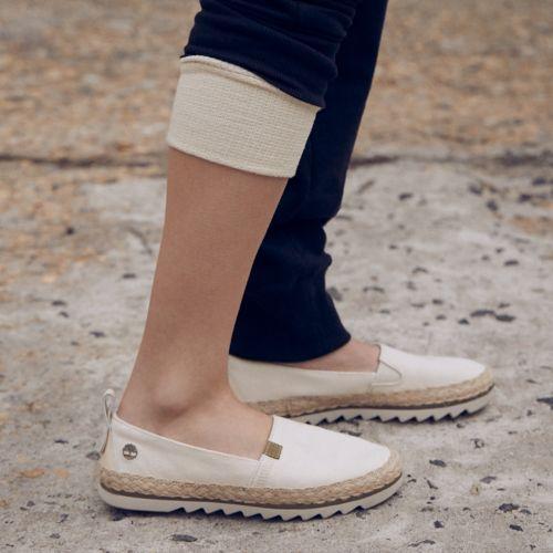 Women's Barcelona Bay EK+ Cotton Slip-on Shoes-
