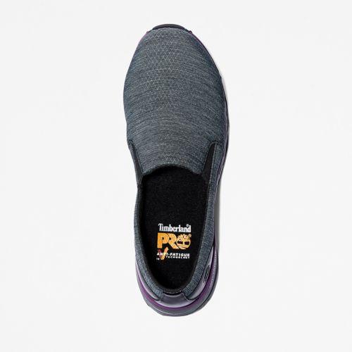 Women's Timberland PRO® Drivetrain Slip-On Work Shoes-