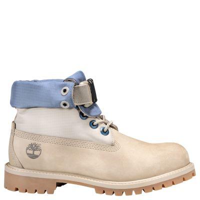 Junior Mixed-Media Gaiter Boots