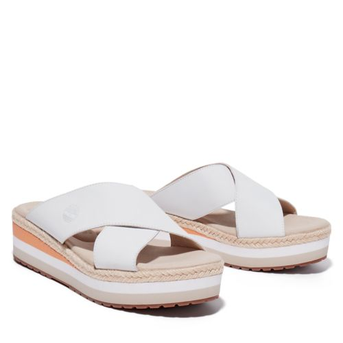 Women's Santorini Sun Slide Sandals-