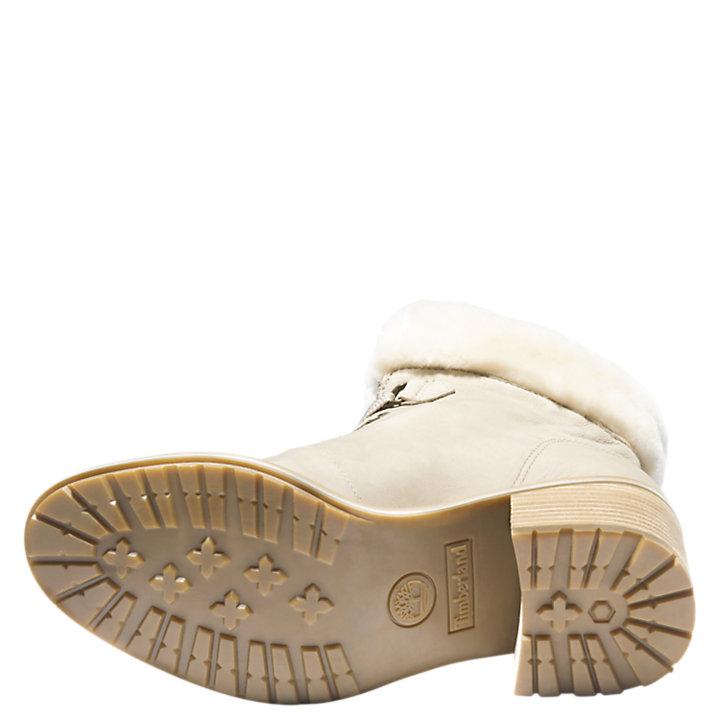 Women's Sienna High Shearling Waterproof Boots-