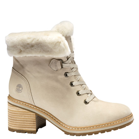 Women's Sienna High Shearling Waterproof Boots