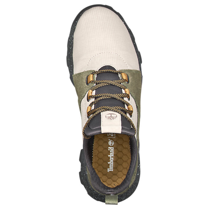 Men's Brooklyn Mixed-Media Sneakers-
