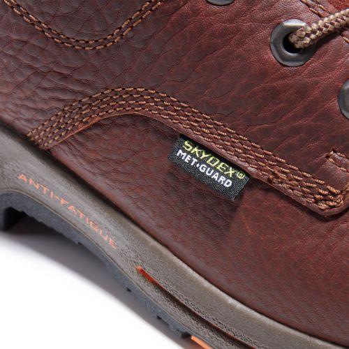 Men's Timberland PRO® Helix 6-Inch Met Guard Comp-Toe Work Boots-