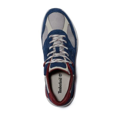 Men's Field Trekker Mixed-Media Hiking Shoes-