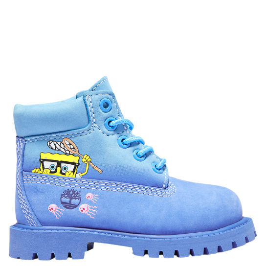 Toddler SpongeBob SquarePants X Timberland 6-Inch Waterproof Boots