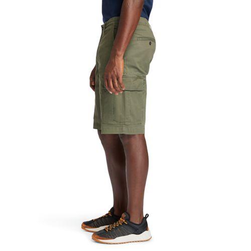Men's Relaxed Cargo Shorts-