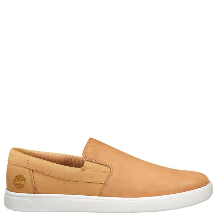 Men's Groveton Leather Slip-On Shoes-