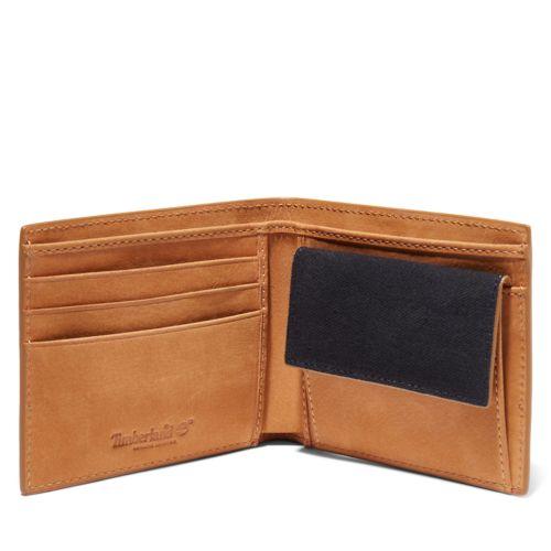 Men's Braeburn Wallet with Coin Pocket-