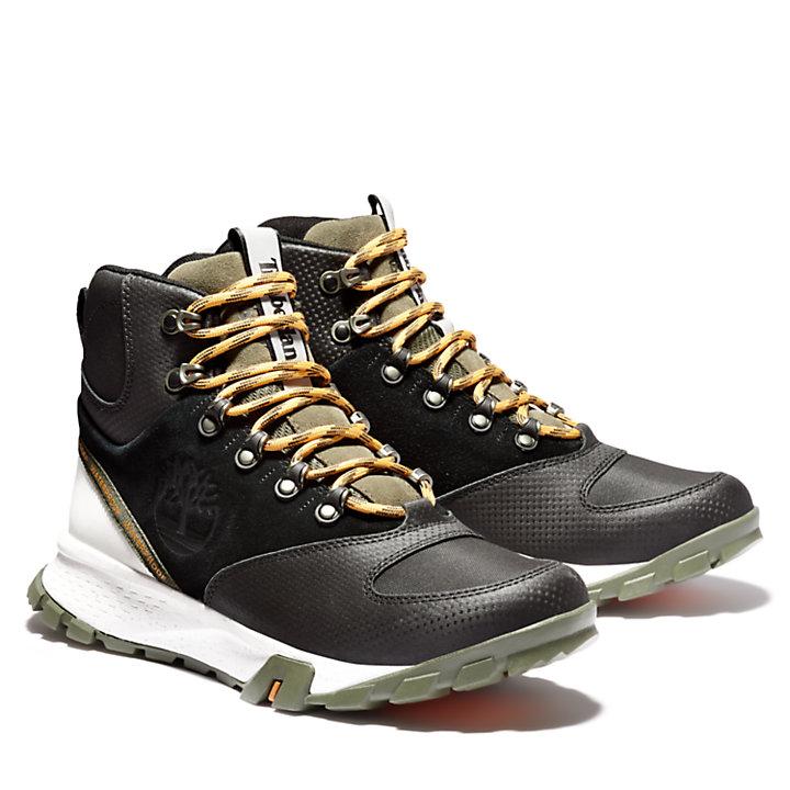 Men's Garrison Trail Waterproof High Hiking Boots-