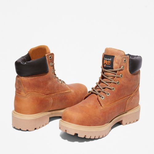 Men's Timberland PRO® Direct Attach Waterproof Soft Toe Boots-