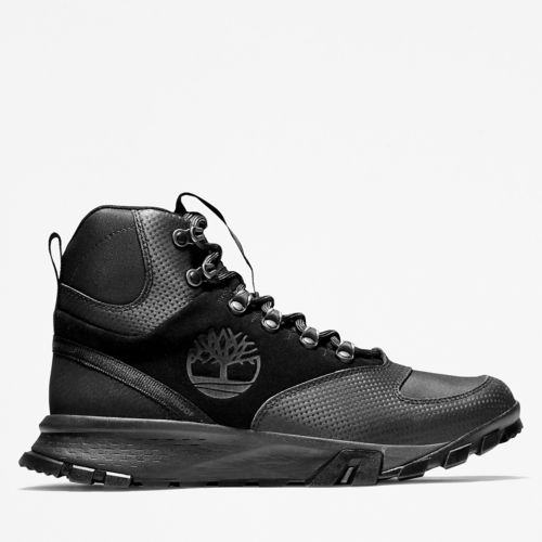 Men's Garrison Trail Waterproof High Hiking Boots-