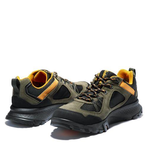 Men's Garrison Trail Waterproof Low Hikers-