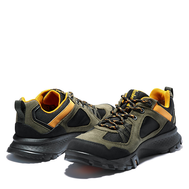Men's Garrison Trail Waterproof Low Hikers-