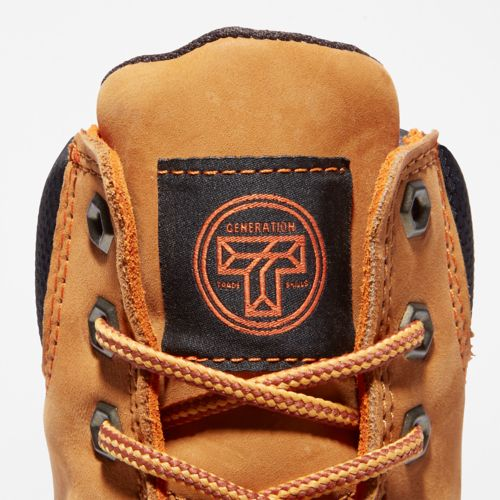 Timberland PRO x Generation T Waterproof Steel Toe Work Boots-