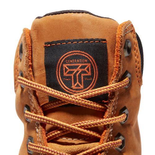 Women's Timberland PRO x Generation T Waterproof Steel Toe Boots-